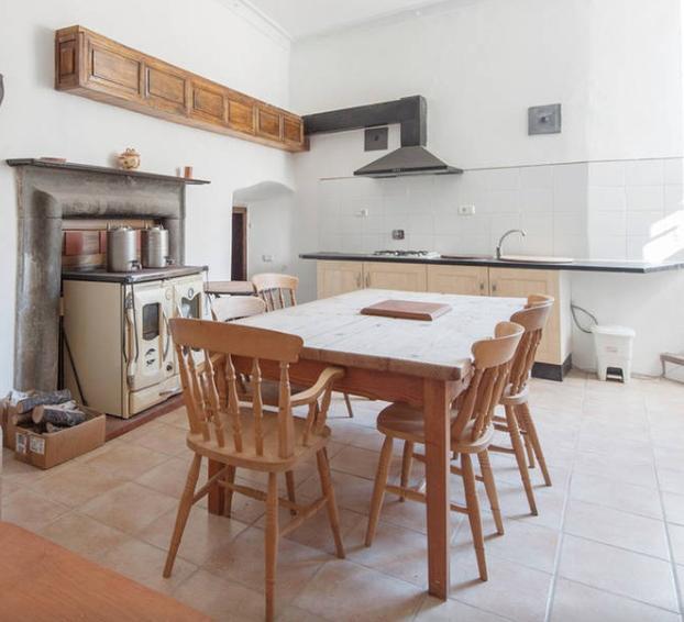La living room - Il Metato - Casola in Lunigiana - rentals