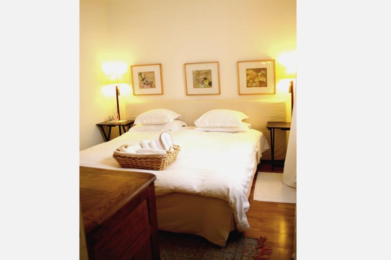 Perfect Paris Apart Courbet terrace- 3 guests - Image 1 - Paris - rentals