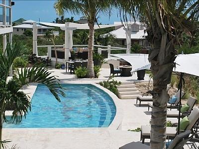 """Brand new yet with that Old World feel - Providenciales - Provo holiday villa """"Coyaba Villa - Turtle Cove - rentals"""