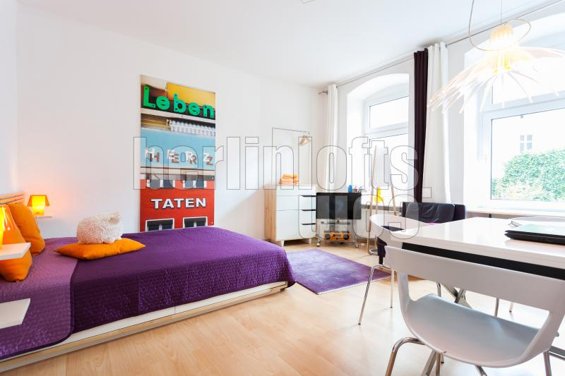 Gesundbrunnen Studio in Berlin, Germany - Image 1 - Berlin - rentals