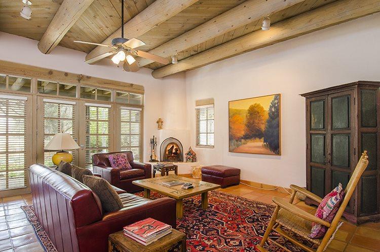 Living Room - Quail Run Serenity - Santa Fe - rentals