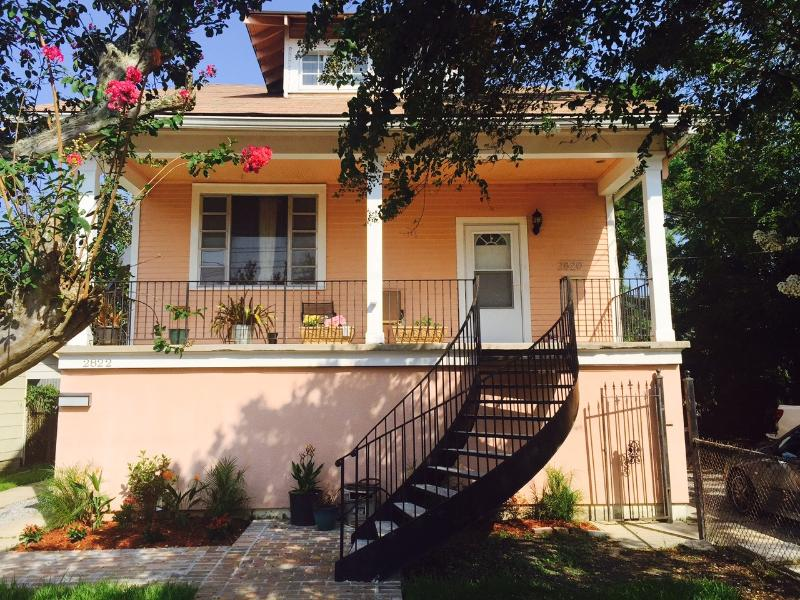 2820 Eagle St front view - 3 Bedroom Uptown Beauty - New Orleans - rentals