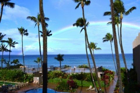 Hale Ono Loa #310 - Oceanfront Fully Renovated - One Bedroom / One Bath - Image 1 - Lahaina - rentals