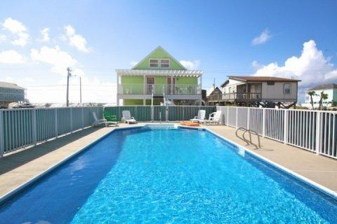 Private pool - Fins Up - Gulf Shores - rentals