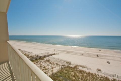 Amazing views from balcony! - Four Winds 703 - Orange Beach - rentals