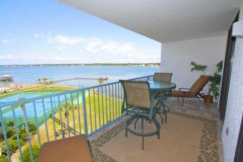 Beautiful views from the balcony! - Gulf Shores Surf and Racquet 502C - Gulf Shores - rentals