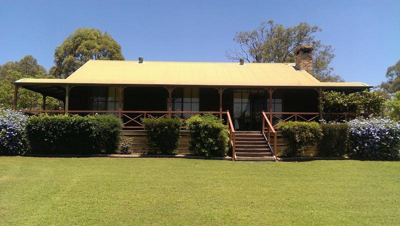 Silky Oak Cottage, Hunter Valley - Image 1 - Pokolbin - rentals