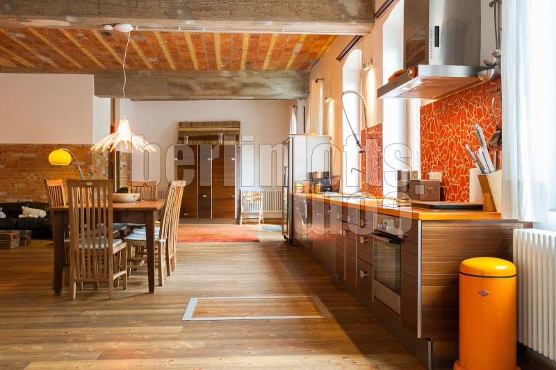 Ground Floor Stable Apartment in Berlin - Image 1 - Berlin - rentals