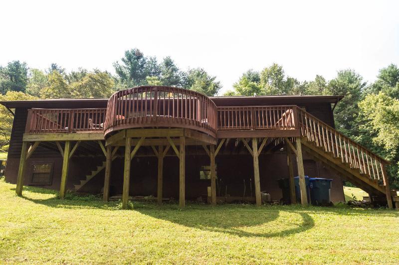 The Building - Ez Livin W Asheville - Asheville - rentals