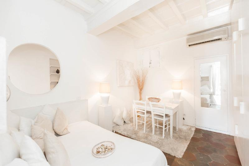 The Bedroom - Living Room - Campo dei Fiori Rome - Rome - rentals