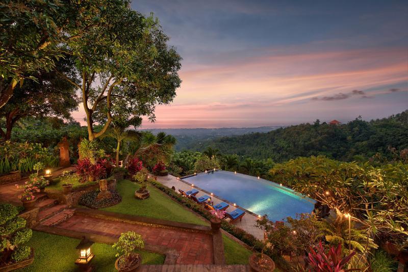 Infinity pool - Villa Patria Lovina, Bali - Lovina - rentals