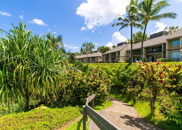 Newly remodeled, amazing ocean views, gorgeous unit!! - Image 1 - Princeville - rentals