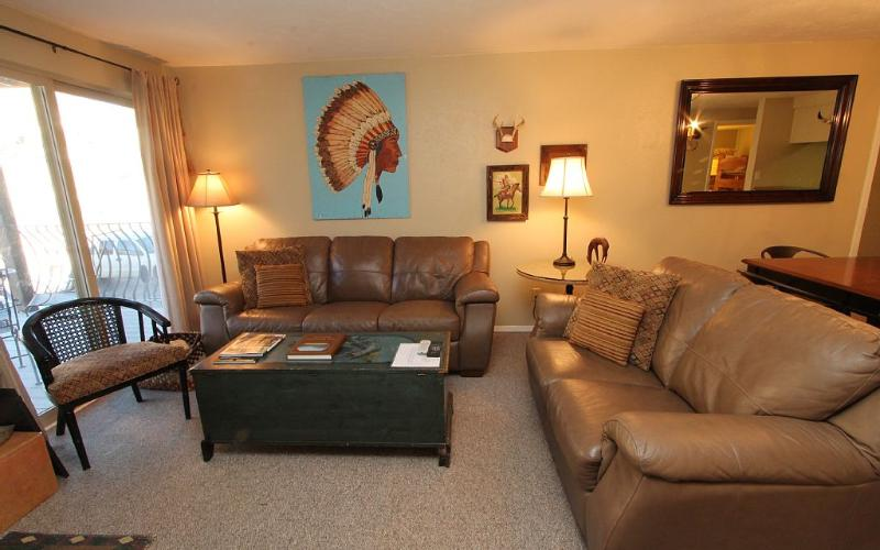 Location! Steps to Base Area 6th Nt Free! Pool/Hot tub! - Image 1 - Crested Butte - rentals