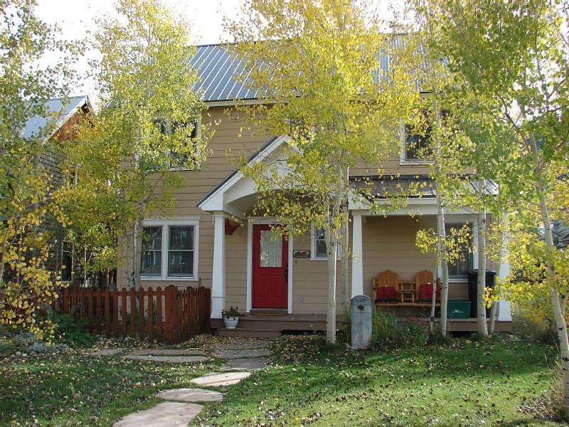Awesome Elk Ave location! 6th nt free! - Image 1 - Crested Butte - rentals