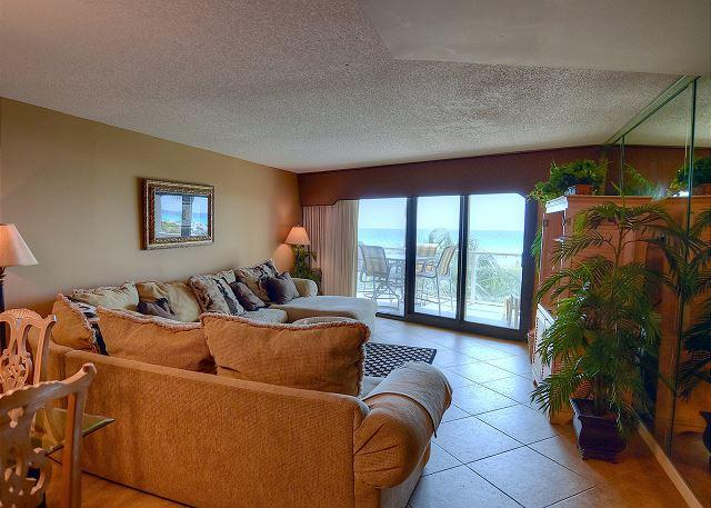 Luxurious 2nd flr condo overlooking the Gulf of Mexico! Free Shuttle! - Image 1 - Sandestin - rentals