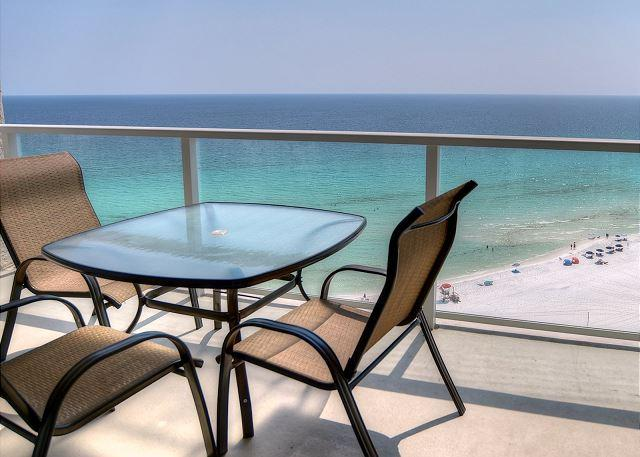 17th Fl condo-End Unit with Large Balcony-Stunning Views! Free Shuttle! - Image 1 - Sandestin - rentals