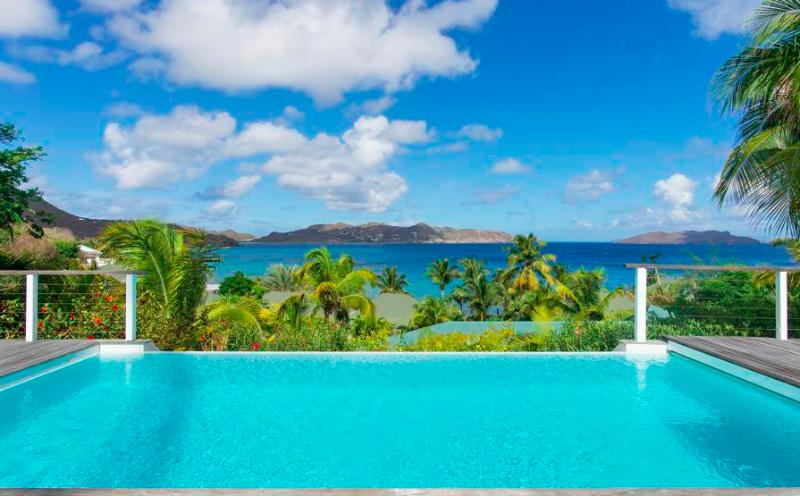 Alize D'Eden at Pointe Milou, St. Barth - Ocean View, Amazing Sunset Views, Very Private - Image 1 - Pointe Milou - rentals