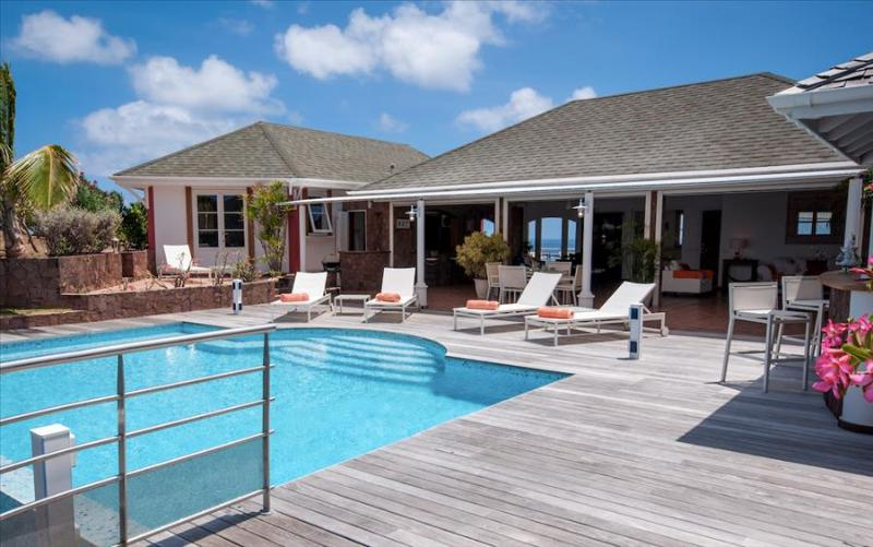 L'Abri Cotier at Pointe Milou, St. Barth - Ocean View, Amazing Sunset Views, Large Pool - Image 1 - Pointe Milou - rentals