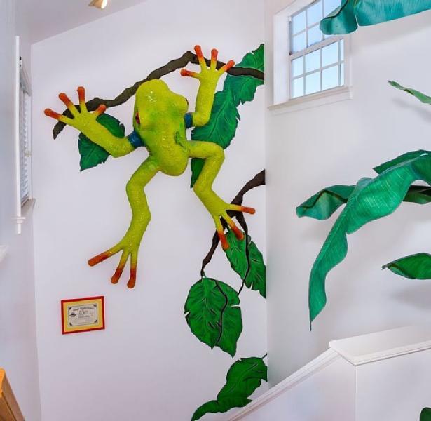 Captiva Star - Frog Art! - Captiva Star - Luxury Near Beach Home on Captiva - Captiva Island - rentals