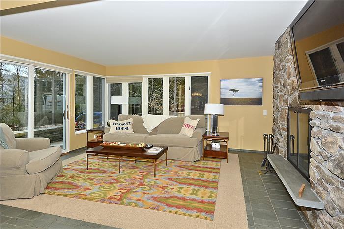 Houston Farm Villa - Image 1 - Stowe - rentals