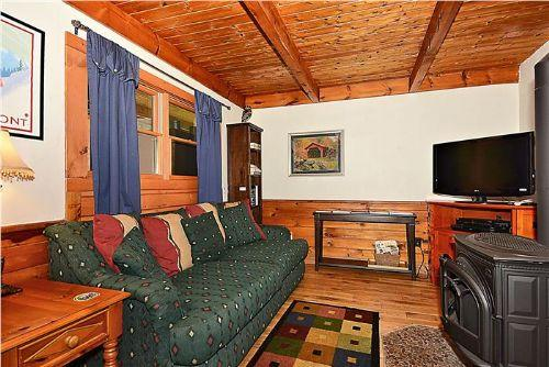 Falls Brook Camp - Image 1 - Stowe - rentals