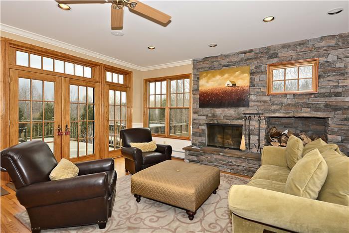 Mountain Serenity - Image 1 - Stowe - rentals