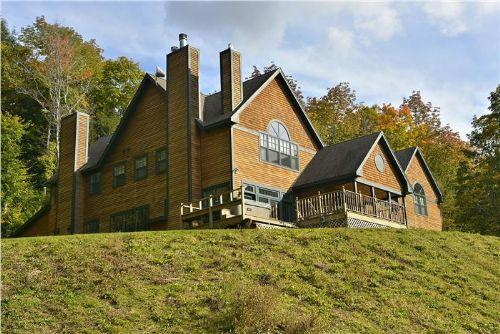 Mountain Serenity - Image 1 - Stowe - rentals