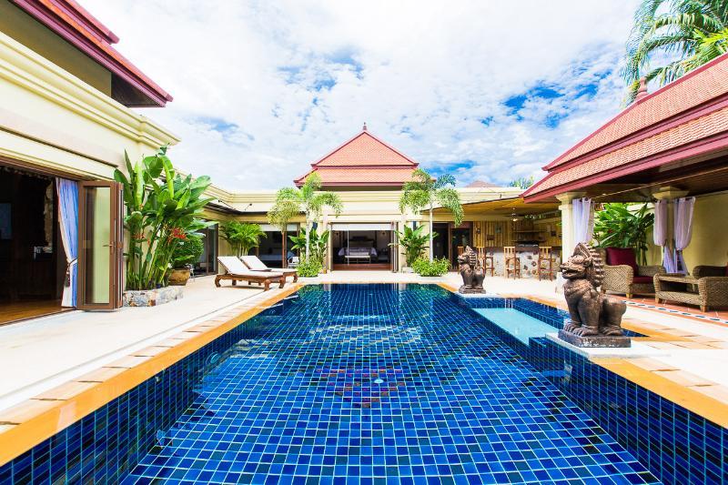 Extraordinary 5 Bed Pool Villa in Nai Harn - Image 1 - Phuket - rentals