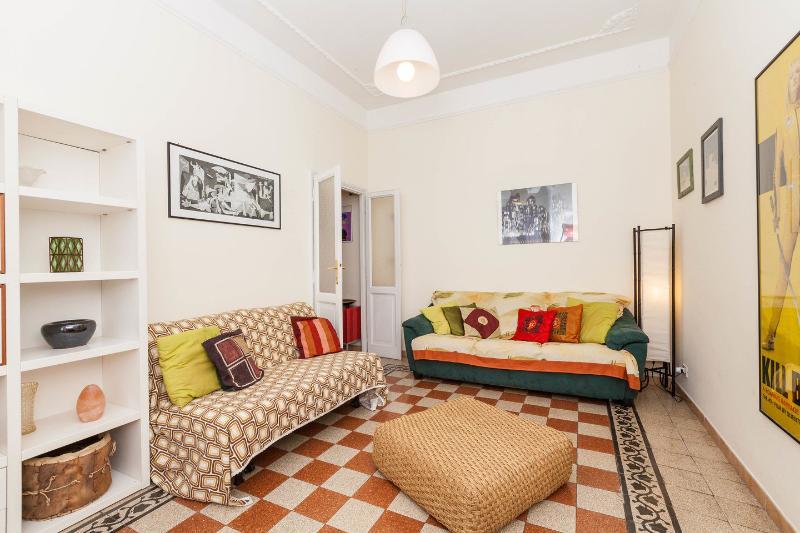 Living Room - Casa vacanze Via Lavinio - Rome - rentals