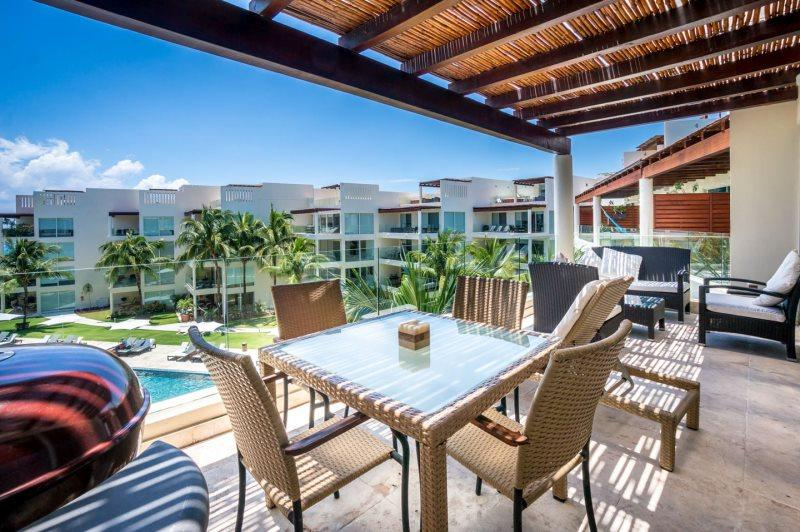 Ocean View Penthouse at The Elements PH 14 - Image 1 - Playa del Carmen - rentals