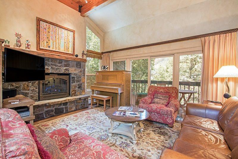 Riverside A 201 Downtown Telluride Condo For Up To 8 Guests - Image 1 - Telluride - rentals