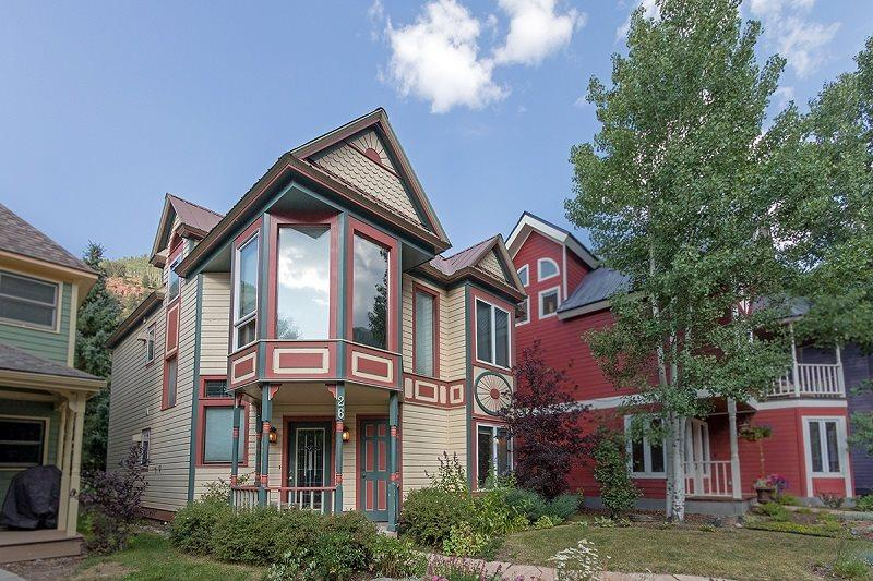 Bachman Village 26 - Downtown Telluride Vacation Home For 10 Guests - Image 1 - Telluride - rentals