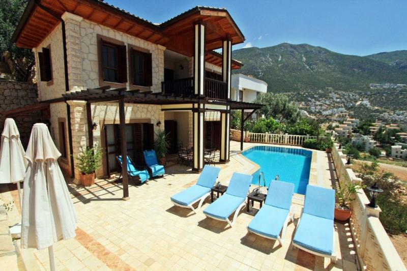 Nefis Villa - Image 1 - Kalkan - rentals