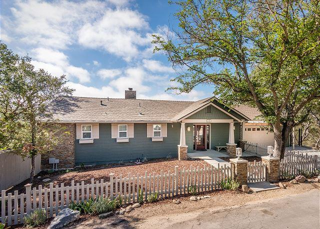 Greenwood Oak Hillside with Downtown Views - Image 1 - Paso Robles - rentals