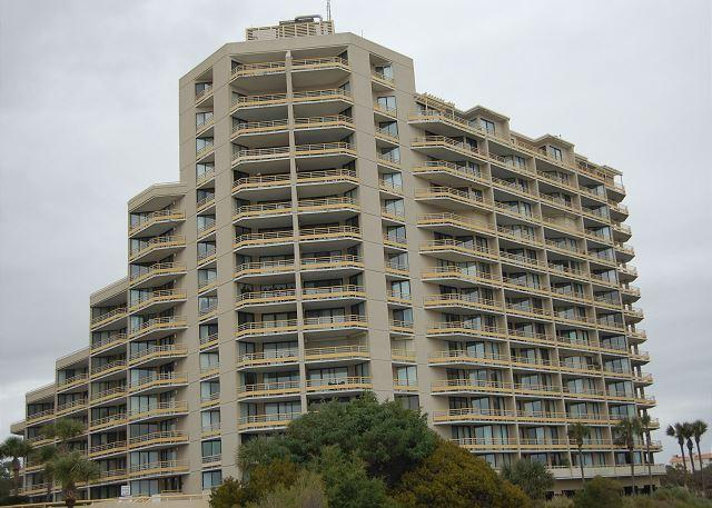 Ocean Creek North Tower - Beautiful 3bd/3 ba, oceanfront condo in a private community - Myrtle Beach - rentals