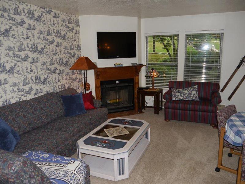Beautiful 2 bedroom condo, sleeps 6 - Image 1 - Eden - rentals