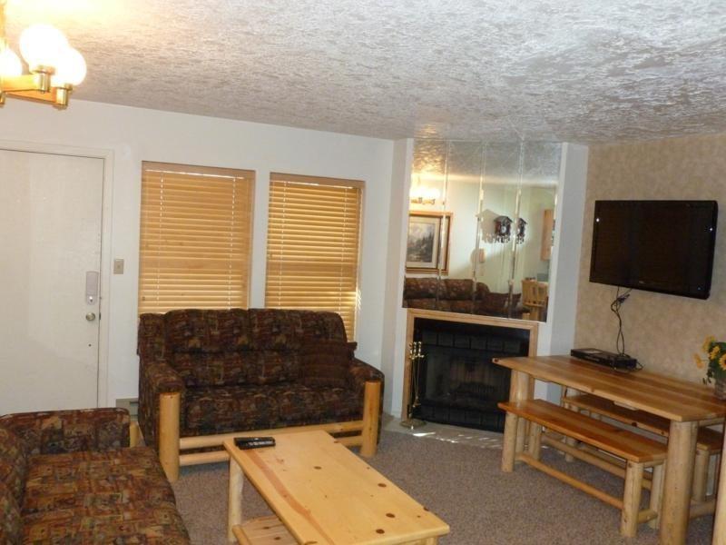 Wolf Lodge condo in Eden near Powder Mountain & Snowbasin - Image 1 - Eden - rentals