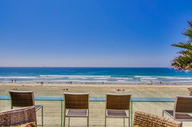 Ocean Front ***Penthouse & Ground Floor Units*** - Image 1 - Pacific Beach - rentals