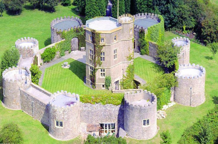 C17th Castle - Image 1 - Clevedon - rentals