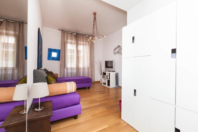 Living Room - La casa di Livia - Rome - rentals