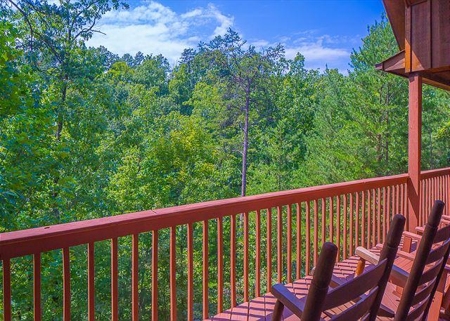 SUMMER SPECIAL FROM $99!!! 2 BR Pigeon Forge Cabin near Dollywood. - Image 1 - Sevierville - rentals