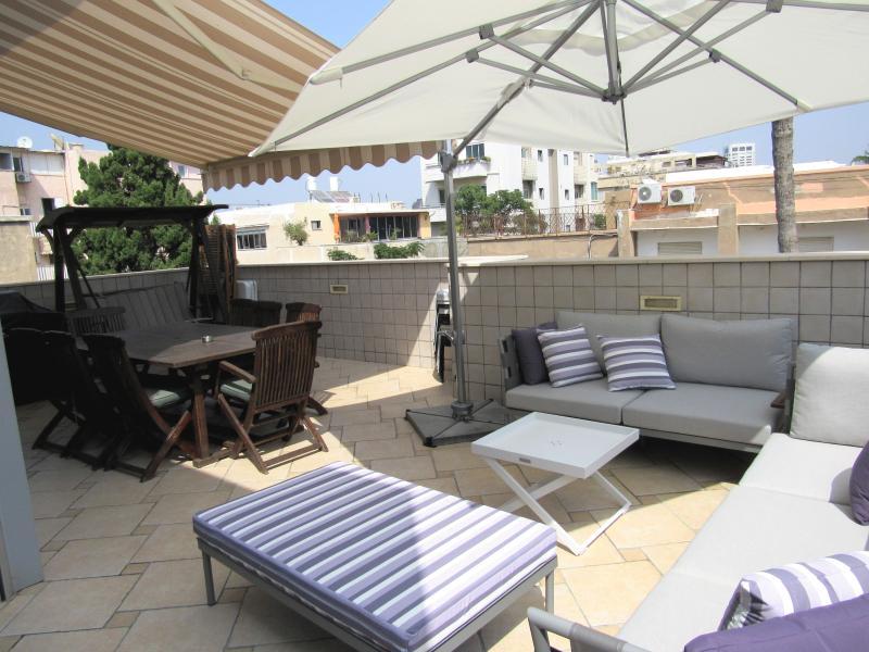 Luxury Apartment/penthouse 160 m² - TEL AVIV - Image 1 - Tel Aviv - rentals