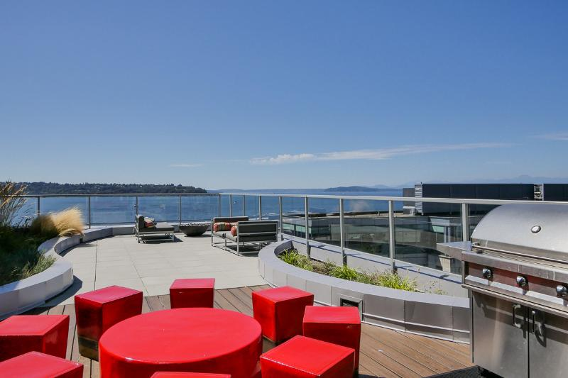 Stay Alfred Gorgeous New Building on Elliott Bay AH2 - Image 1 - Seattle - rentals