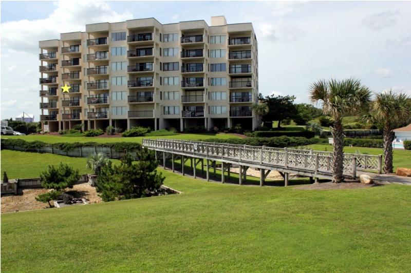 Exterior - Sound Of The Sea 315W - Emerald Isle - rentals