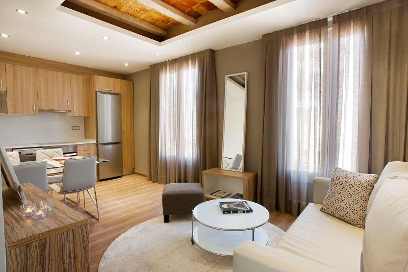 Modernist 2 Bedroom Apartment in Gracia - Image 1 - Barcelona - rentals