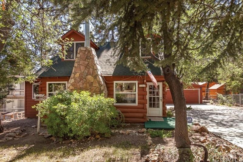Red Spruce Cabin - Image 1 - Big Bear City - rentals