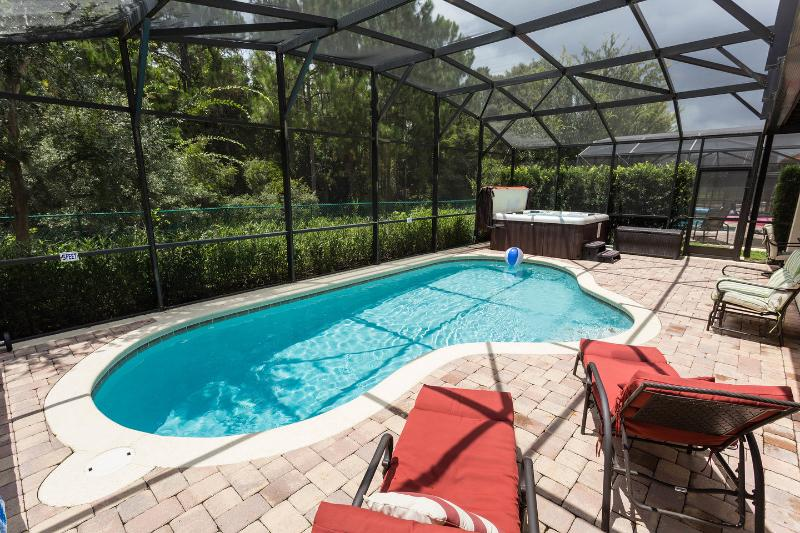The Pool - La Bella Vita Family Villa in Kissimmee by Disney - Kissimmee - rentals