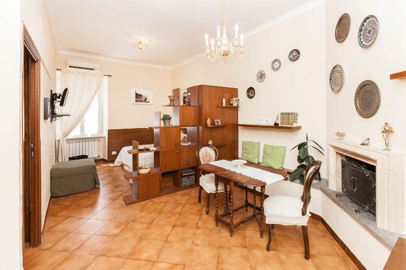Living Room - Dining Room - Finally Roma Apartment 2 - Rome - rentals