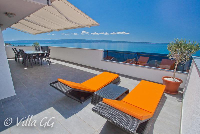 Terrace - Villa GG: Exclusive accommodation / Top Floor - Split - rentals