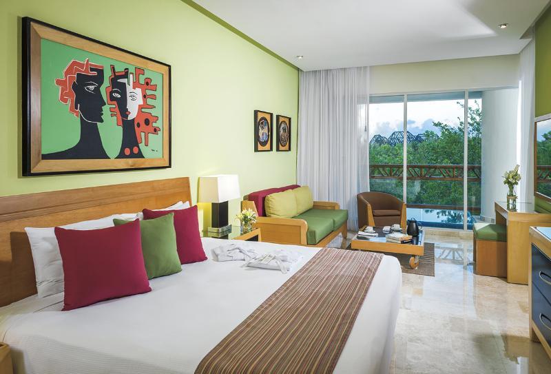 Bedroom - Grand Mayan Cancun Riviera Maya – 2BR/2BA - Playa del Secreto - rentals